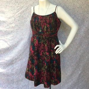 halogen 6P work casual mini dress fully lined
